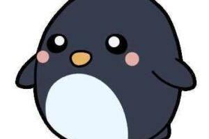 lindo pingûino www.dibujosfaciles.es