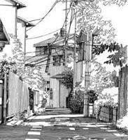Calle artistico arquitectura