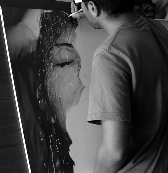 Diego Facio pintura