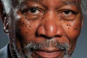 Morgan Freeman hiperrealista
