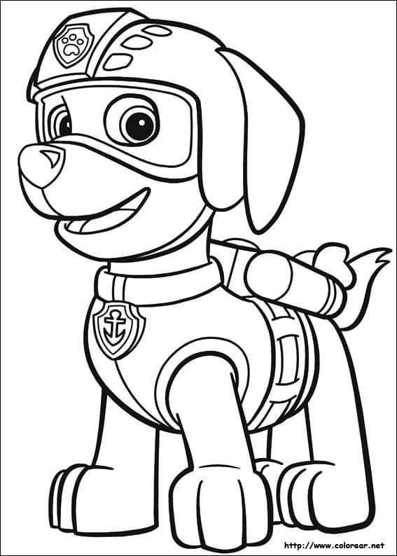 patrulla canina dibujosfaciles.es