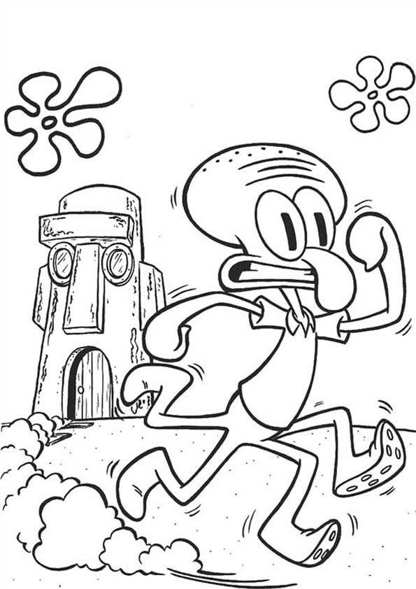 ▷▷ Dibujosfaciles.es - Dibujos de Bob Esponja