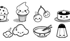 Dibujos Kawaii Maravillosos Para Dibujar Dibujosfacileses