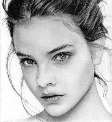 Dibujos faciles realista