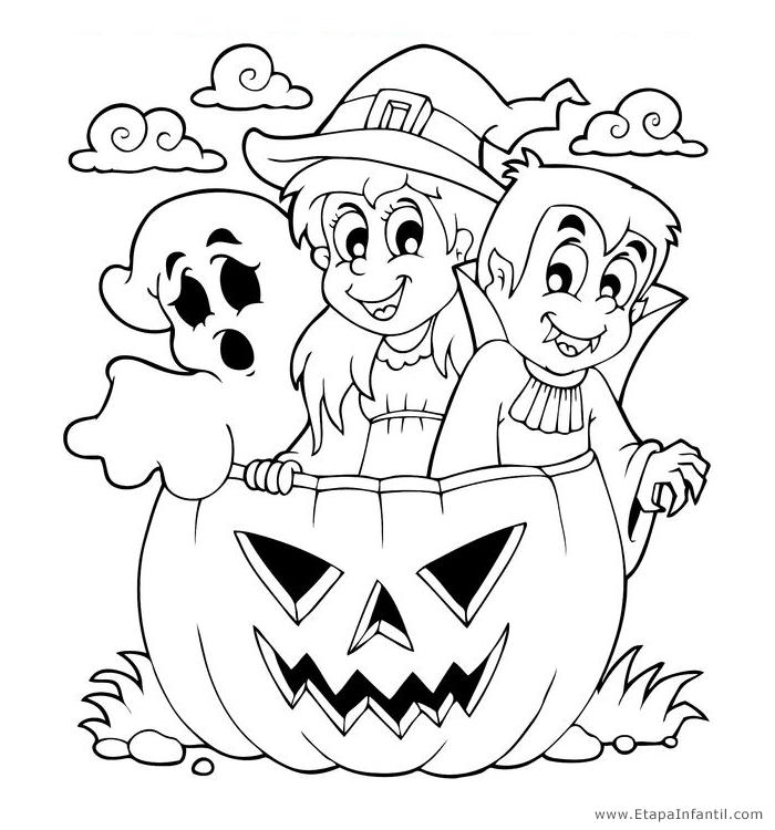 Amigos Halloween