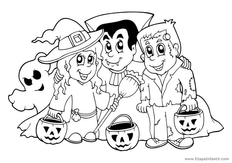 Reunión de halloween
