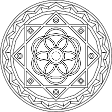 Mandala redondo
