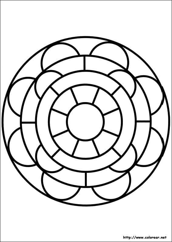Circulo de Mandala