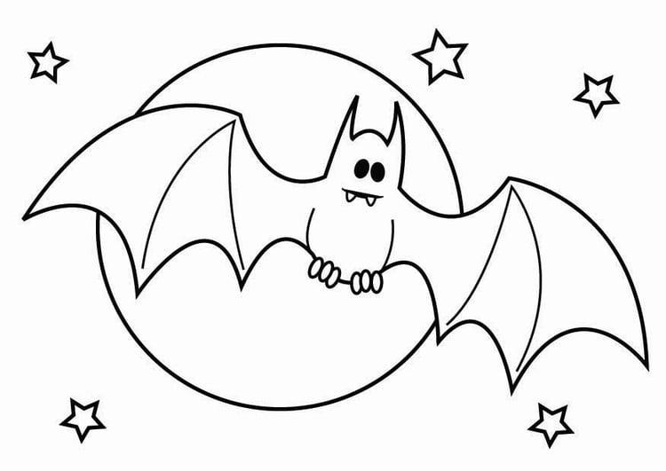 murcielago de halloween