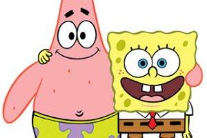 Patricio y Bob dibujosfaciles