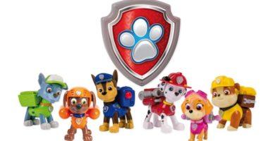 Perros de patrulla canina