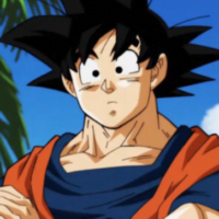Como dibujar a Goku facil