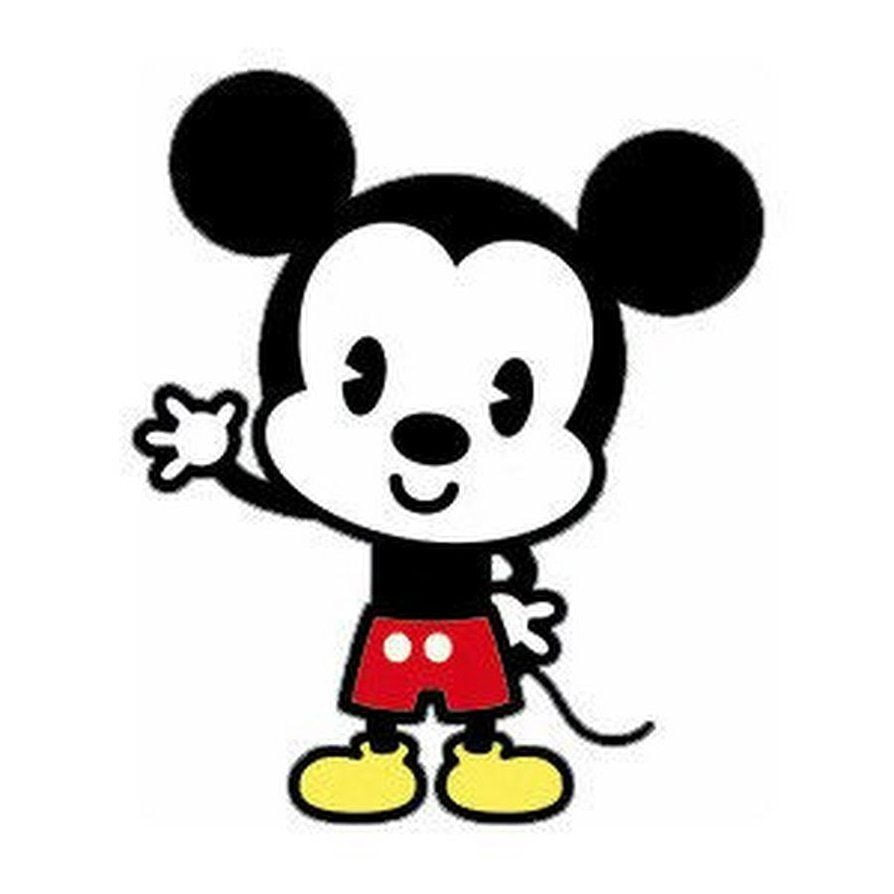 mickey kawaii