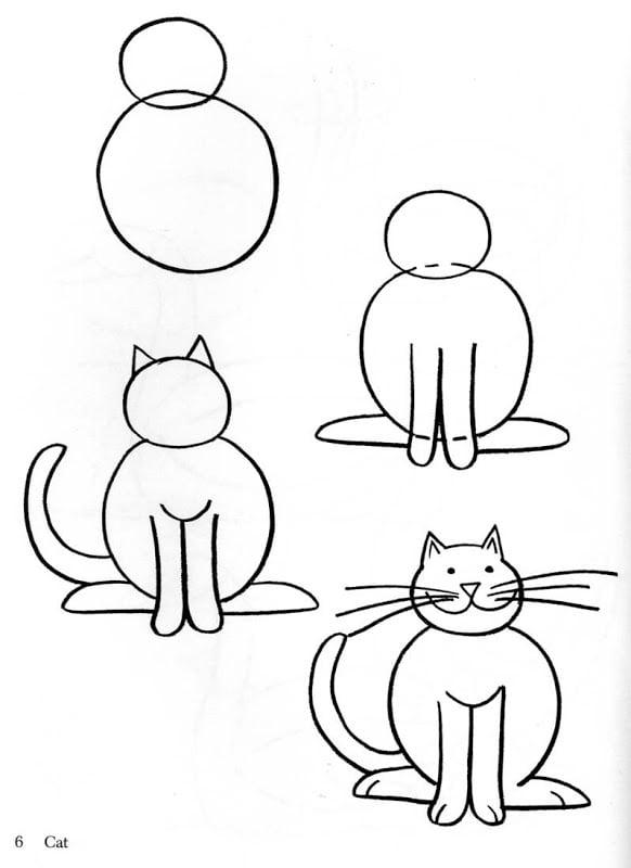 Dibujosfaciles.es Tutorial: ¡Los peques aprenden a dibujar ...