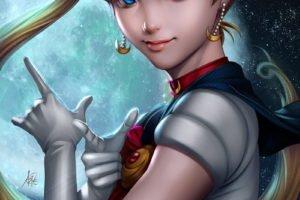 Sailor Moon by warren louw
