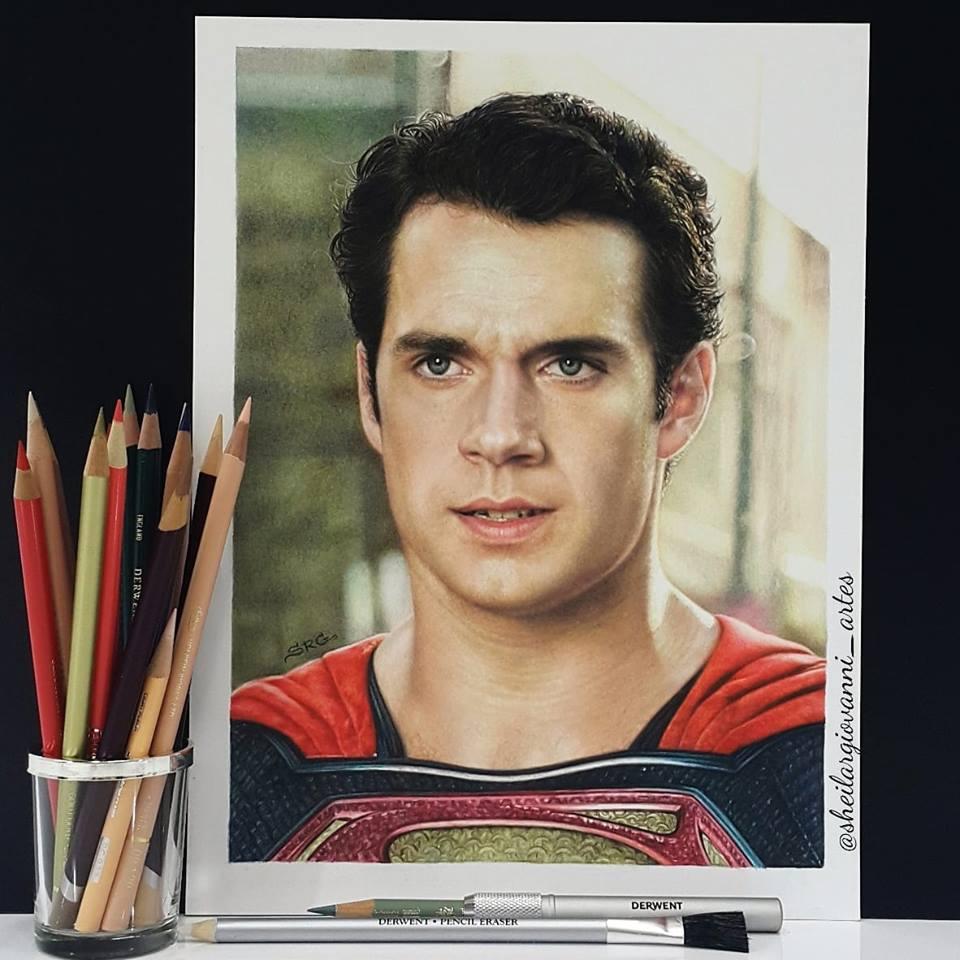 Superman Sheila R Giovanni