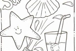 Dibujos De Verano Aprende Practica Y Dibuja Fácil