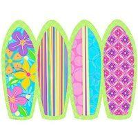 dibujos faciles tablas surf