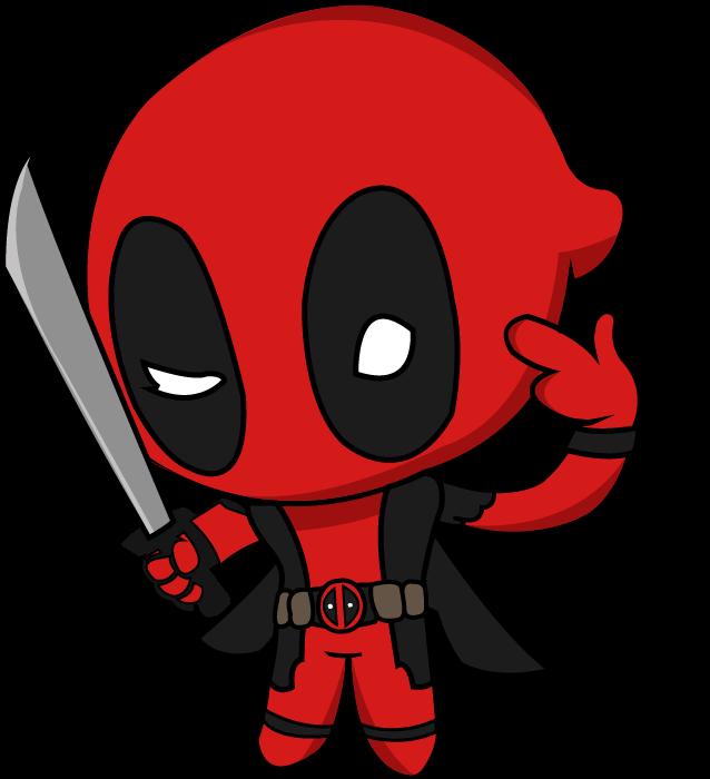 Imagenes De Deadpool Para Dibujar Y Colorear En Hd Animado