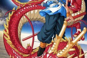 Goku Manga cabecera