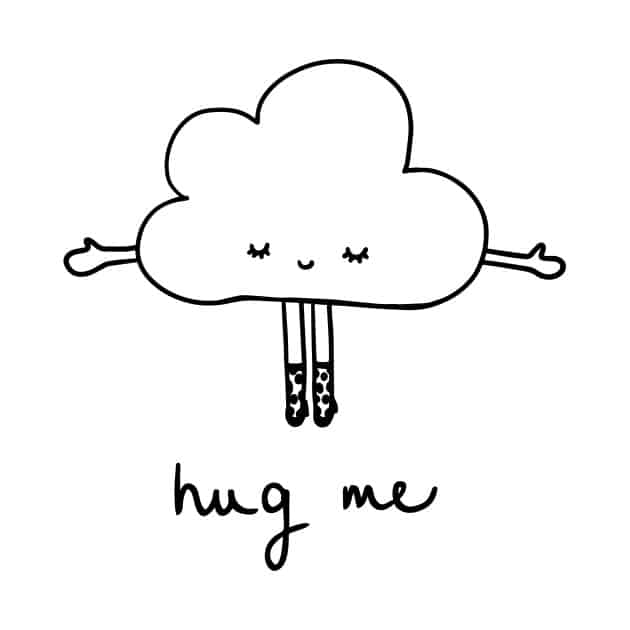 Nube abrazos
