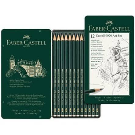 Los mejores lápices para dibujar a lápiz