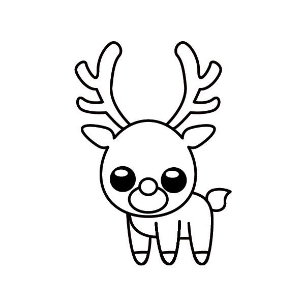 kawaii de navidad